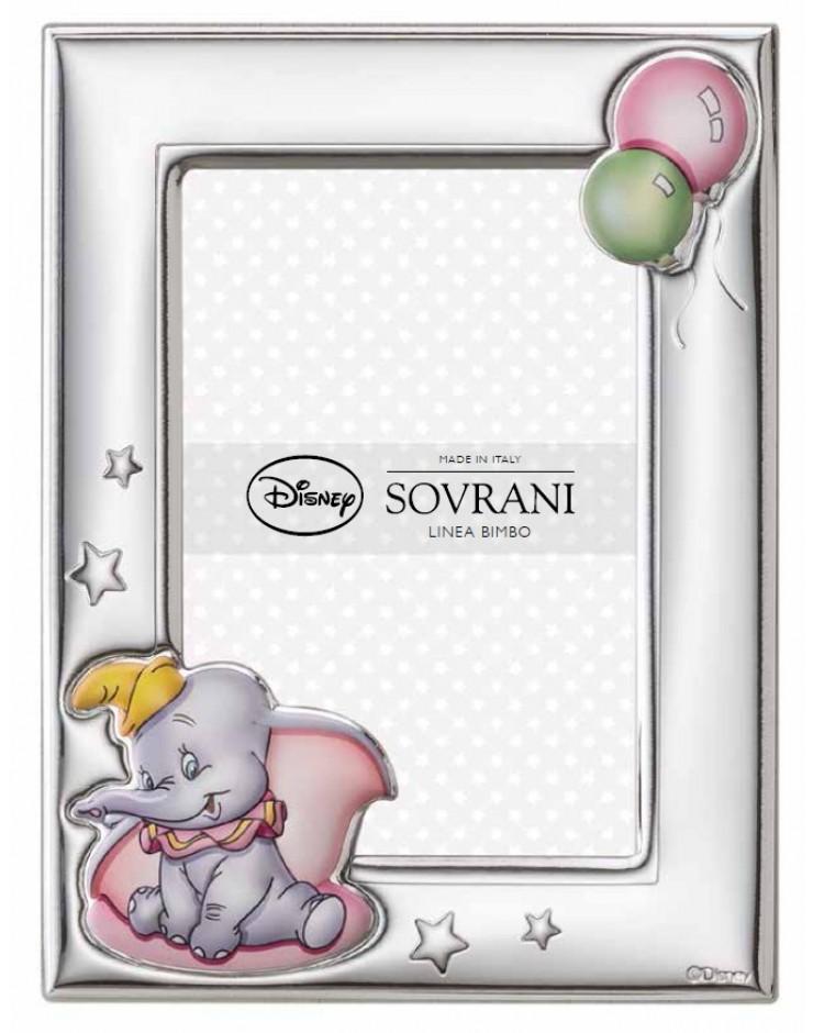 Portafoto Sovrani Disney Dumbo 13x18 Rosa