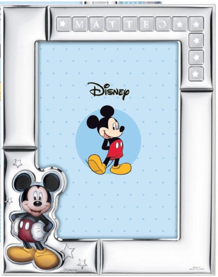 Portafoto personalizzabile Minnie ROSA 13x18 - Sovrani