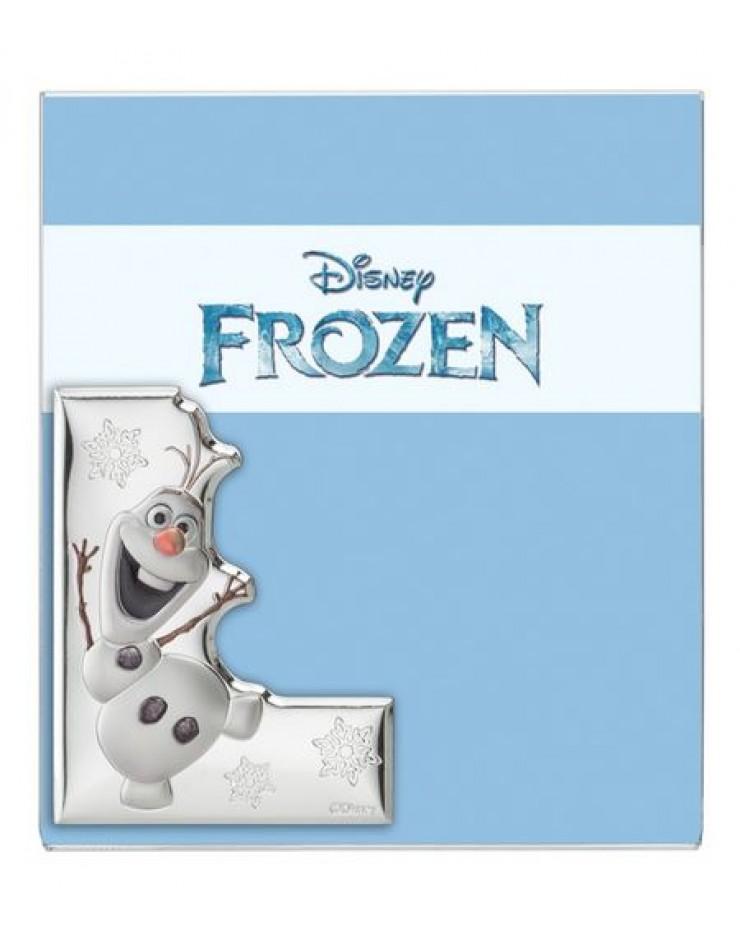 Portafoto Frozen Olaf Disney cm. 18x20 - Sovrani