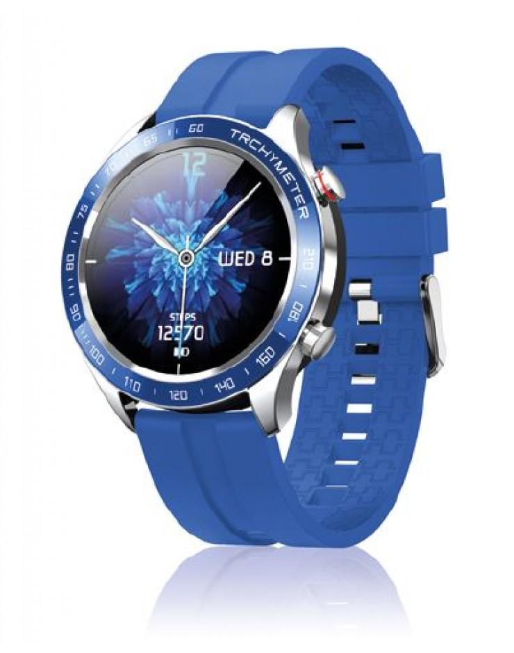 Orologio Smartwatch David Lian Londra Blu - Luca Barra
