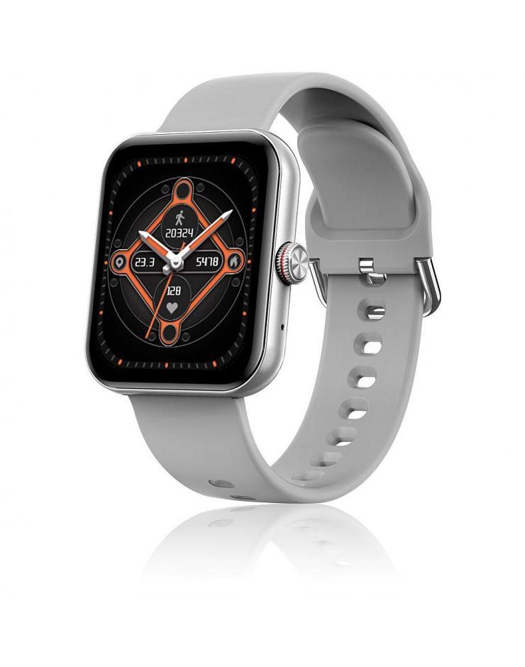 Orologio Smartwatch David Lian New York Grey - Luca Barra