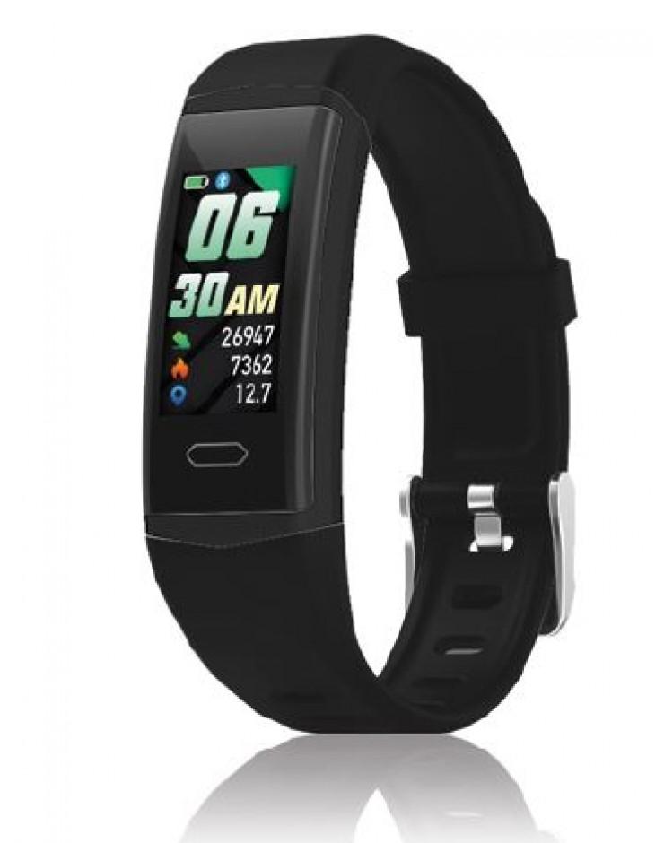 Orologio Smartwatch David Lian Hong Kong Black - Luca Barra