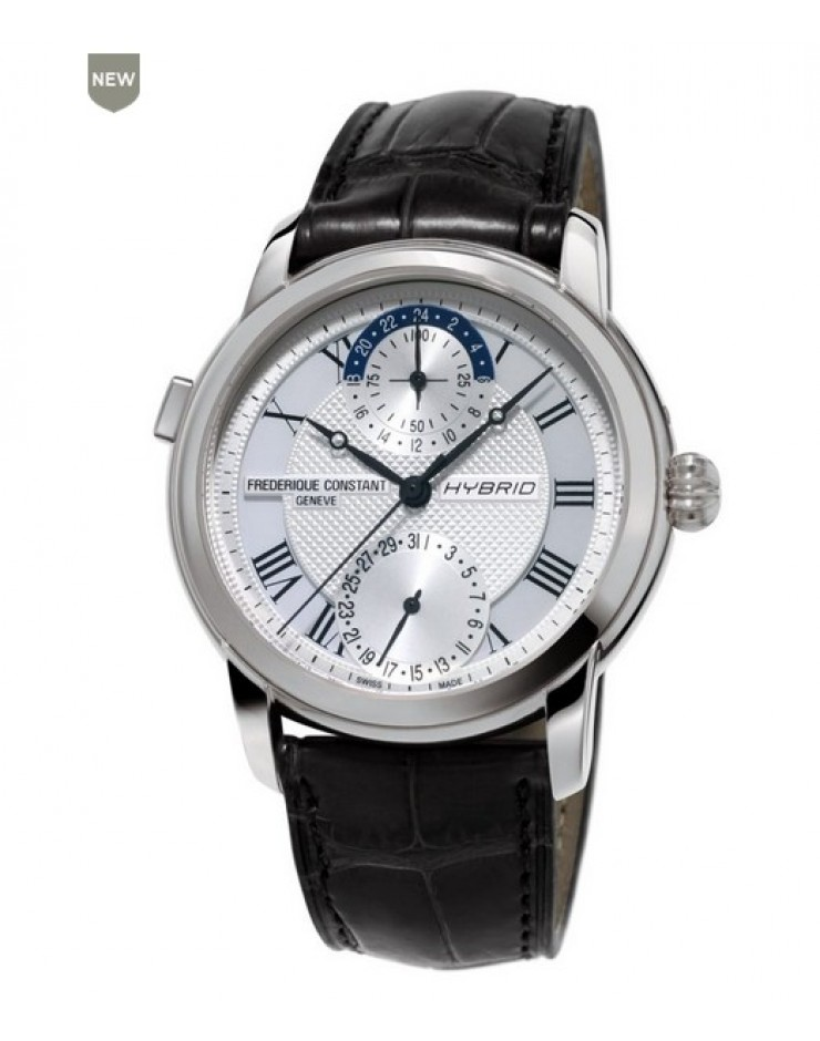 Orologio Uomo Hybrid Manufacture Automatico Frederique Constant Swiss Made SmartWatch - THE WORLD'S FIRST 3.0 WATCH - Limited Edition