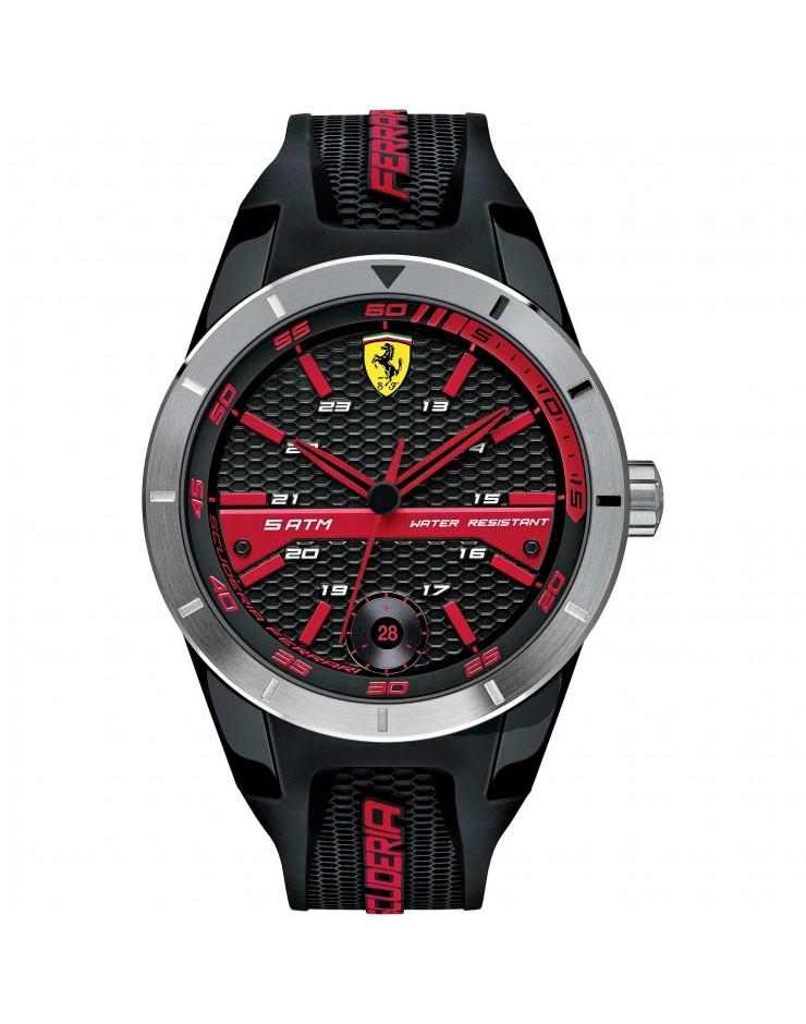 Orologio Solo Tempo uomo Reret black/red Scuderia Ferrari - Ferrari