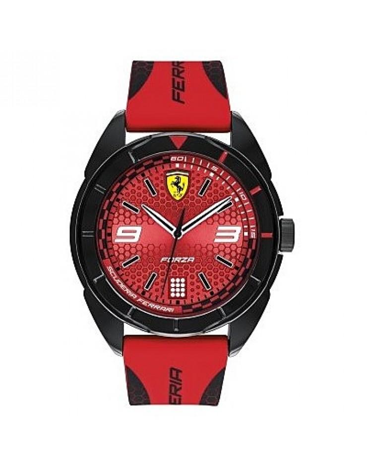 Orologio uomo Solo Tempo Scuderia Ferrari Forza Red - Ferrari