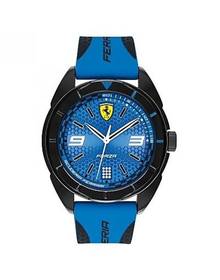 Orologio uomo Solo Tempo Scuderia Ferrari Forza Blu - Ferrari