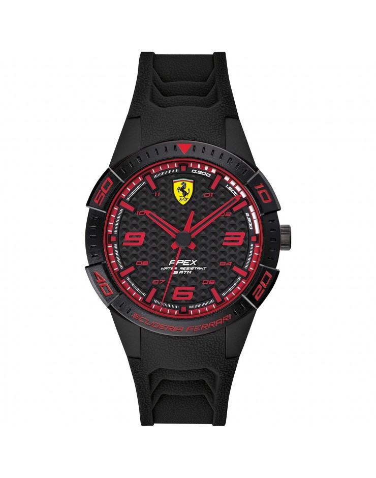 Orologio Solo Tempo uomo/bambino mm. 38 Apex Black Scuderia Ferrari - Ferrari
