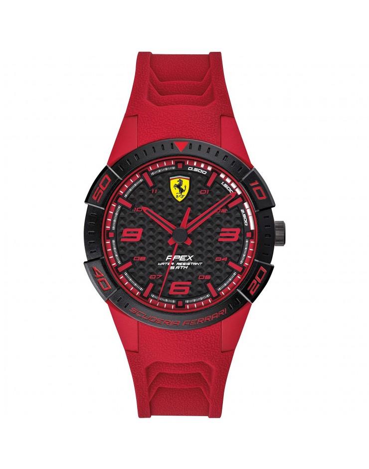 Orologio Solo Tempo uomo/bambino mm. 38 Apex Red Scuderia Ferrari - Ferrari