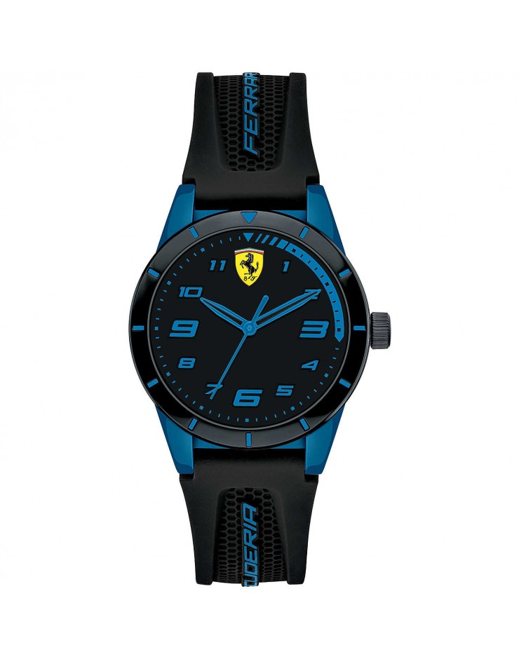 Orologio Solo Tempo uomo/bambino mm. 34 RedRev Blu Scuderia Ferrari - Ferrari