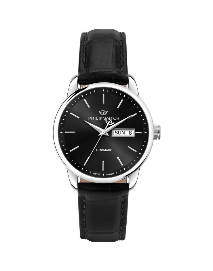 Orologio solo tempo uomo Philip Watch Automatico Anniversary Swiss Made